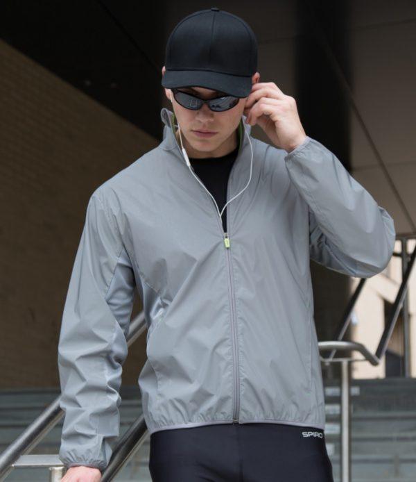 Spiro Reflec-Tex Hi-Vis Jacket SR260