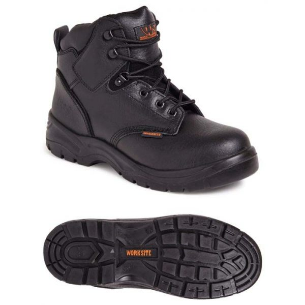 Sterling Steel Worksite S1P Safety Boot SS604SM