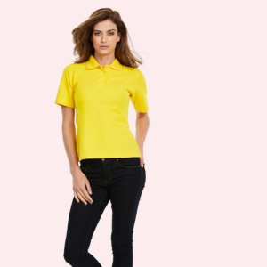 Uneek Ladies Pique Polo Shirt UC106