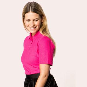 Uneek Ladies Pique Polo Shirt UC106