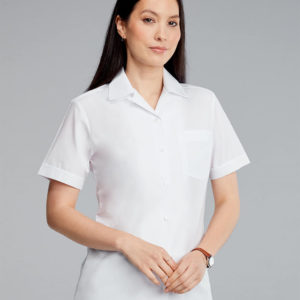 Williams Classic Revere Collar Blouse