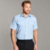 Williams Pilot Shirt Blue