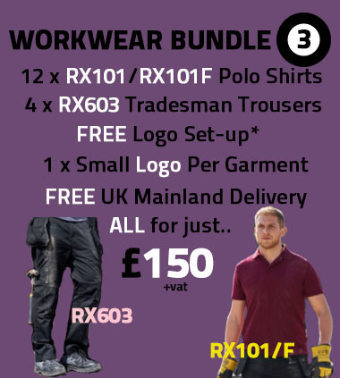 Workwear Bundle 3 Mobile