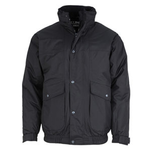 Courier Bomber Jacket