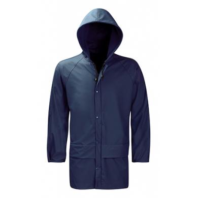 Hydra-Flex Waterproof Jacket - Navy Blue