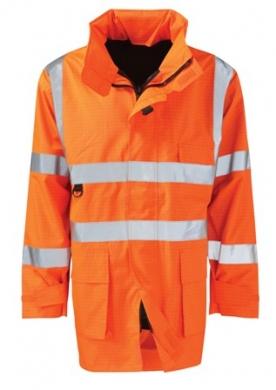 Vesuvius Breathable FR Anti-Static Jacket