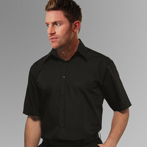 Disley Mens Black Shirt