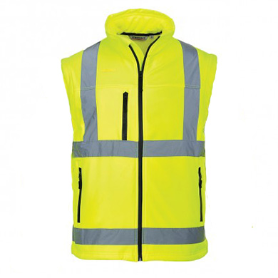 Portwest Hi-Vis Softshell Jacket S428
