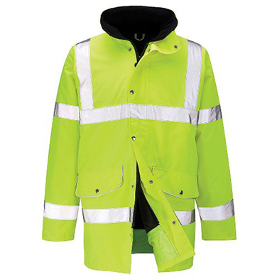 Lancelot Executive High Visibility 3/4 Jacket