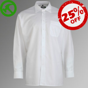 HammerTex Premium Oxford Shirt - Cutaway Collar