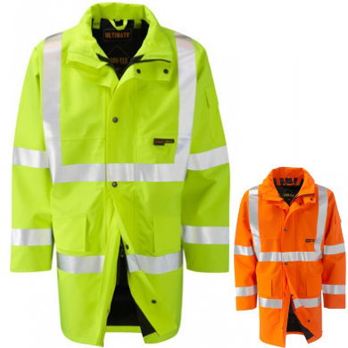 Gore-tex Amazon Panacea High Vis Jacket