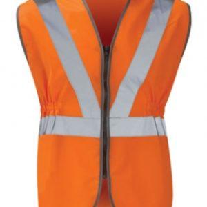 High Vis Railway Vest