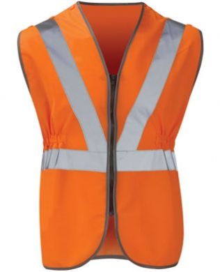High Vis Railway Vest