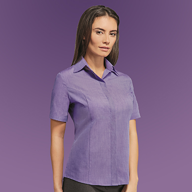 Disley Womens End on End Blouse