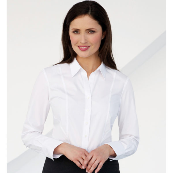 Palena Blouse White
