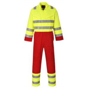 portwest hivis FR coverall FR90