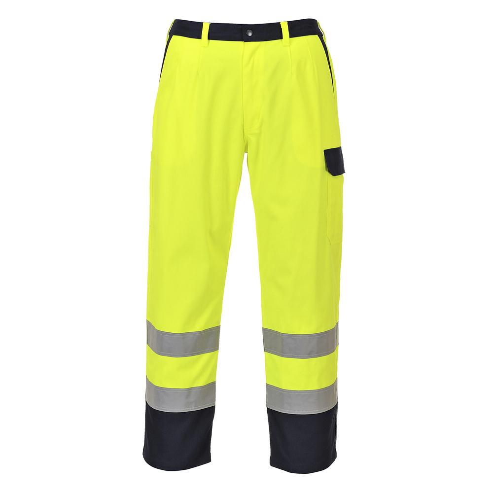 c09bdbf3cb1a Portwest Hi-Vis Bizflame Pro Flame Resistant Anti-Static Trousers FR92