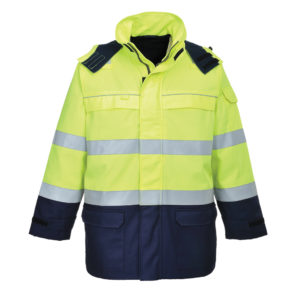 portwest multi arc jacket FR79