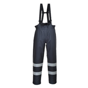 portwest rain trousers S771