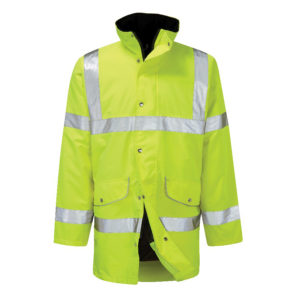 Rapier Breathable Hi Vis Jacket